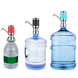 Water Pump Dispenser, USB Rechargeable Electric Drinking Wat