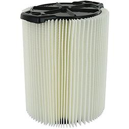 Ximoon 1-Layer Standard Wet/Dry Vac Filter for Ridgid VF4000