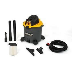 WORKSHOP Wet Dry Vacs WS1600VA Heavy Duty Shop Vacuum 16-Gal