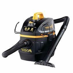 """Wet/Dry Vacuum, 5 Gallon, 5.5 HP 1-7/8"""" Hose, Jobsite Vacuum"""